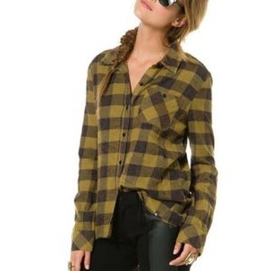 Billabong flannel